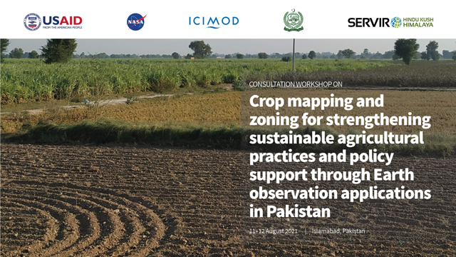 Crop mapping and zoning